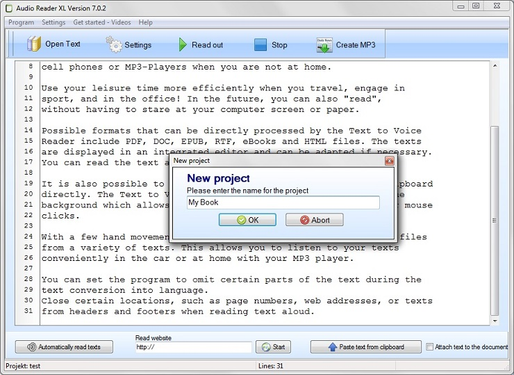 Text to Speech Software Makes Your Computer Read Out